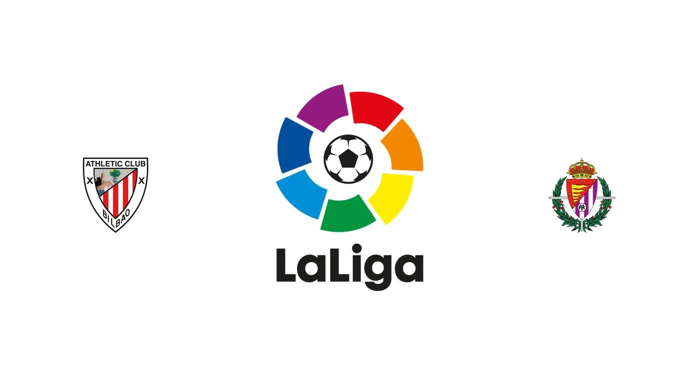 Athletic Club vs Valladolid