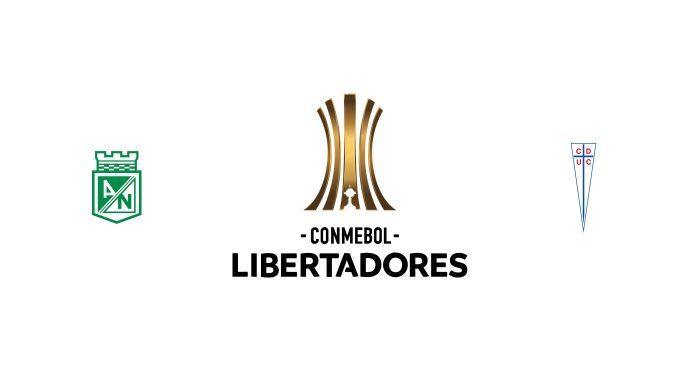 Atlético Nacional vs Universidad Católica Previa, Predicciones y Pronóstico