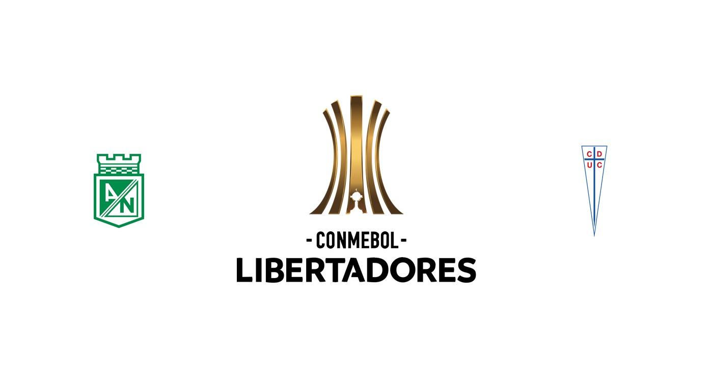 Atlético Nacional vs Universidad Católica