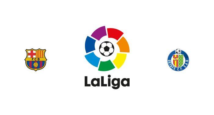 Barcelona vs Getafe Previa, Predicciones y Pronóstico