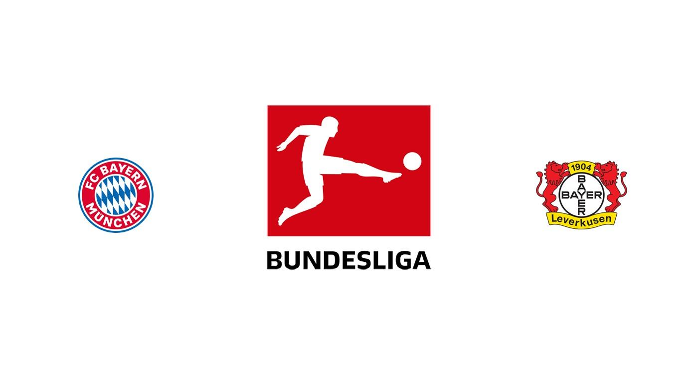Bayern Múnich vs Bayer Leverkusen