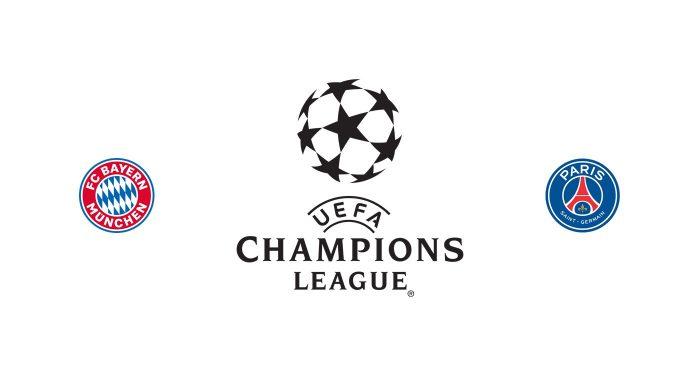 Bayern Múnich vs PSG  Previa, Predicciones y Pronóstico