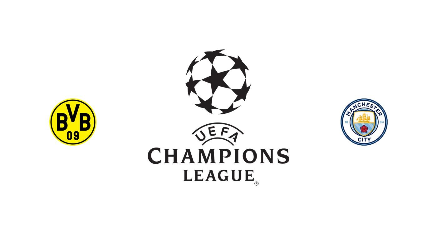 Borussia Dortmund vs Manchester City