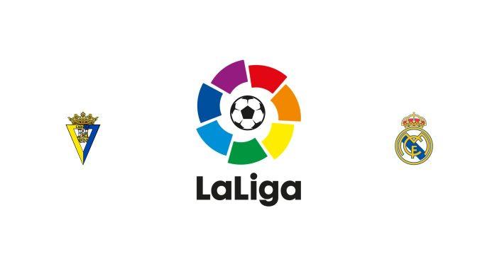 Cádiz vs Real Madrid Previa, Predicciones y Pronóstico