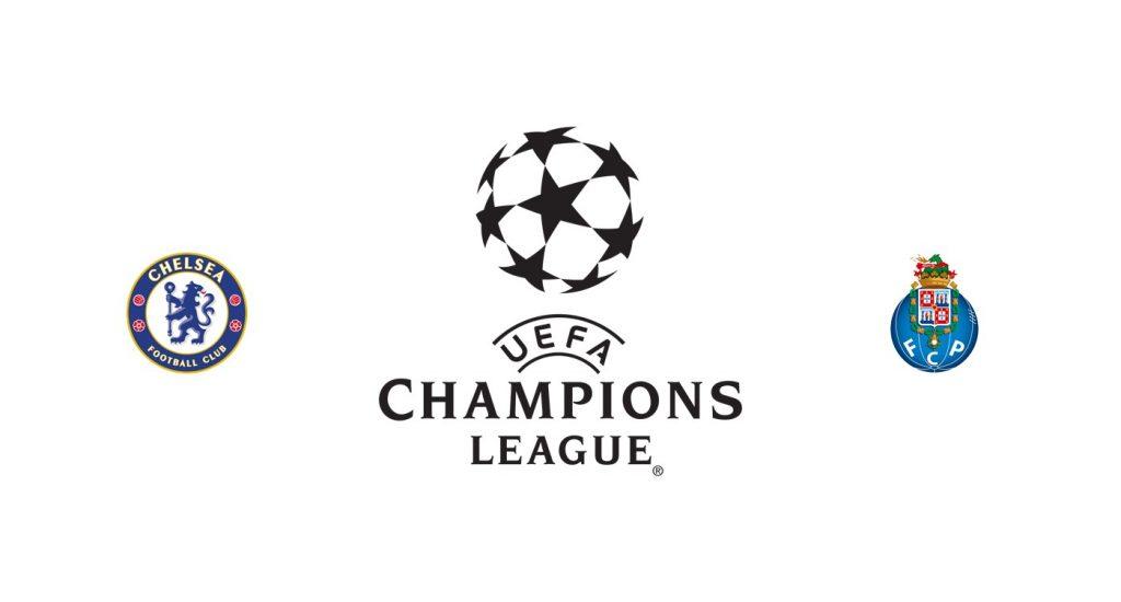 Chelsea vs Porto Previa, Predicciones y Pronóstico
