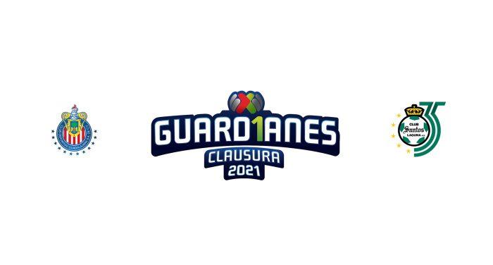 Chivas vs Santos Laguna Previa, Predicciones y Pronóstico