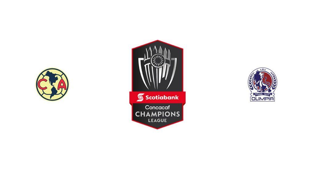 Club América vs Olimpia Previa, Predicciones y Pronóstico