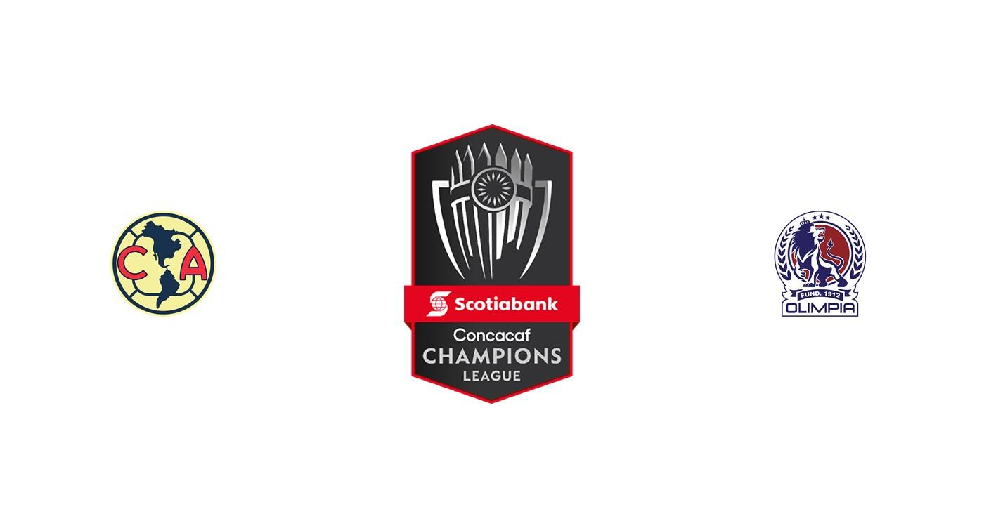 Club América vs Olimpia