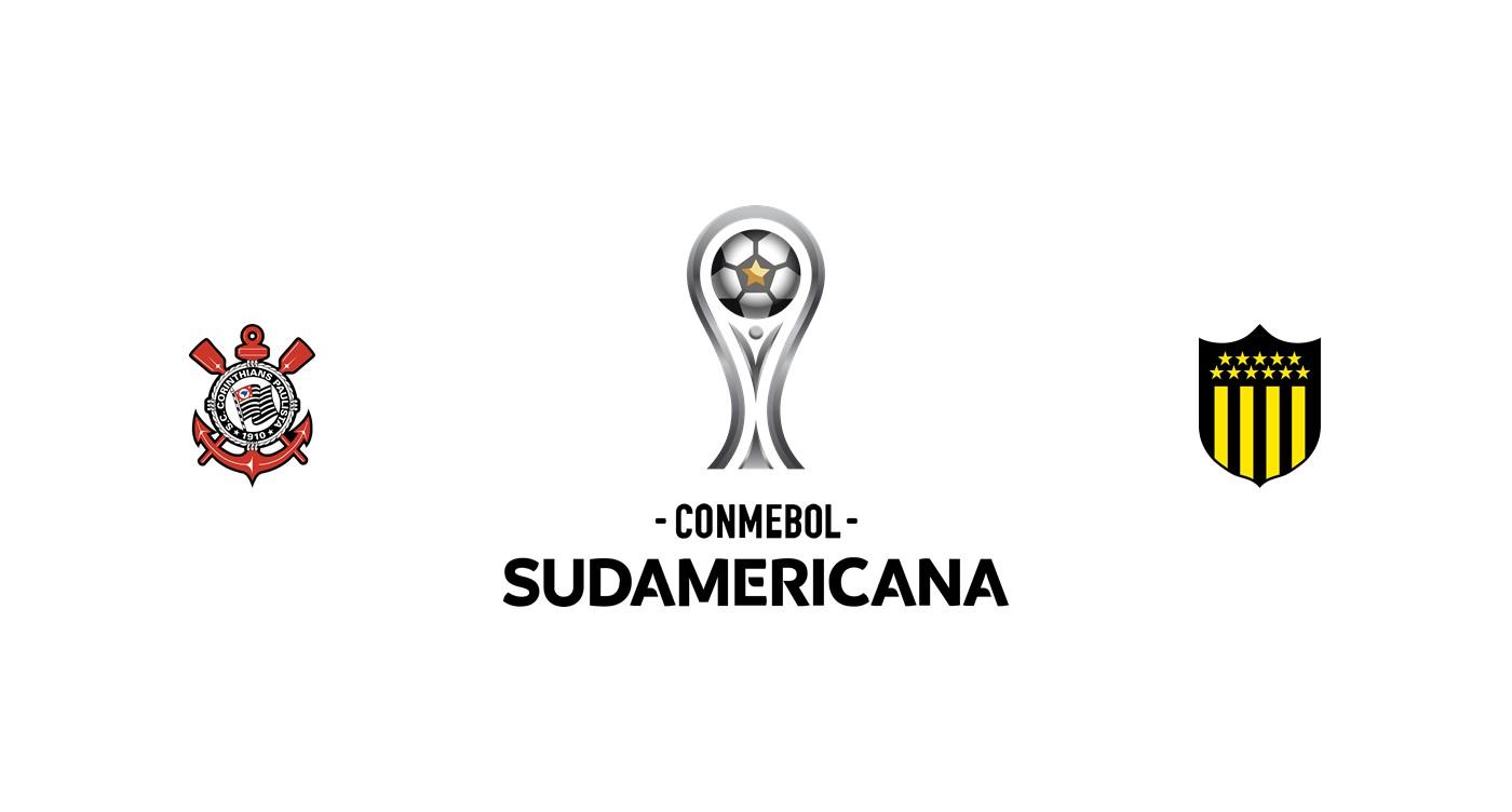 Corinthians vs Peñarol