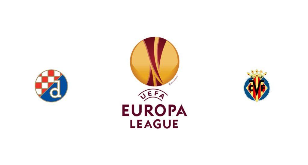 Dinamo Zagreb vs Villarreal Previa, Predicciones y Pronóstico