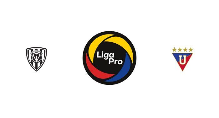 Independiente del Valle vs LDU Quito Previa, Predicciones y Pronóstico