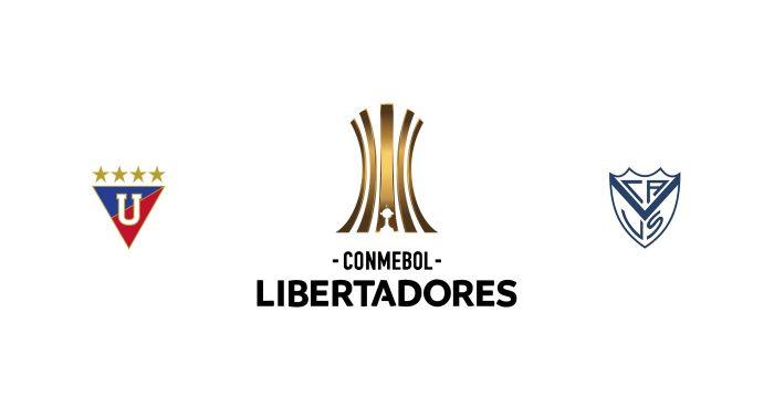 Liga de Quito vs Vélez Sarsfield Previa, Predicciones y Pronóstico