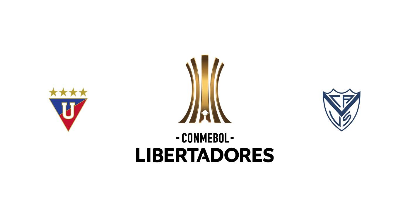 Liga de Quito vs Vélez Sarsfield