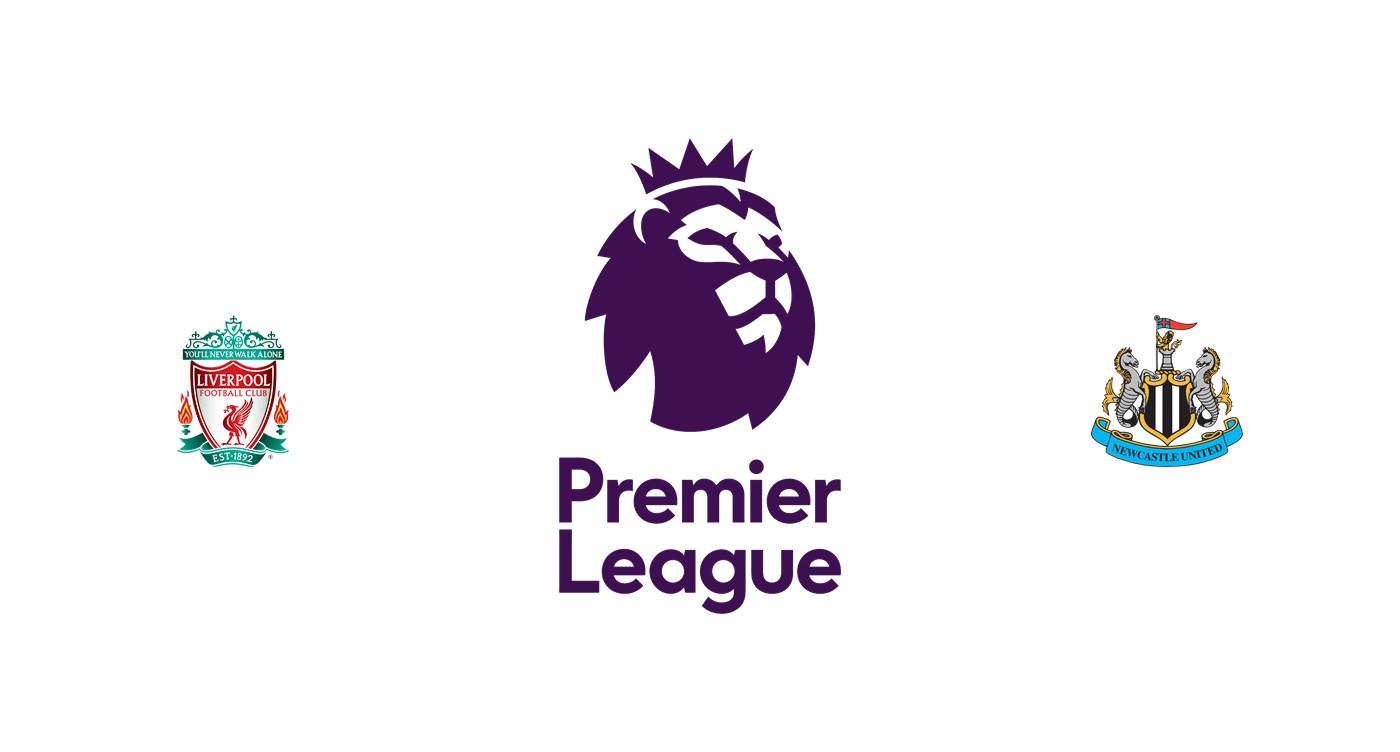 Liverpool vs Newcastle Liga inglesa