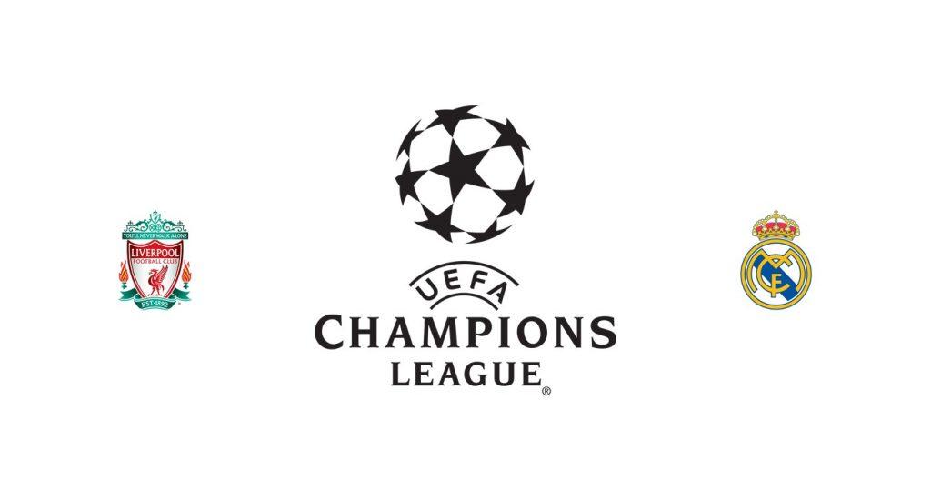 Liverpool vs Real Madrid Previa, Predicciones y Pronóstico