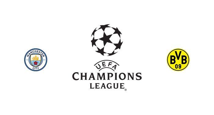 Manchester City vs Borussia Dortmund Previa, Predicciones y Pronóstico