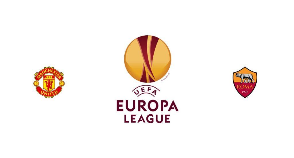 Manchester United vs Roma Previa, Predicciones y Pronóstico