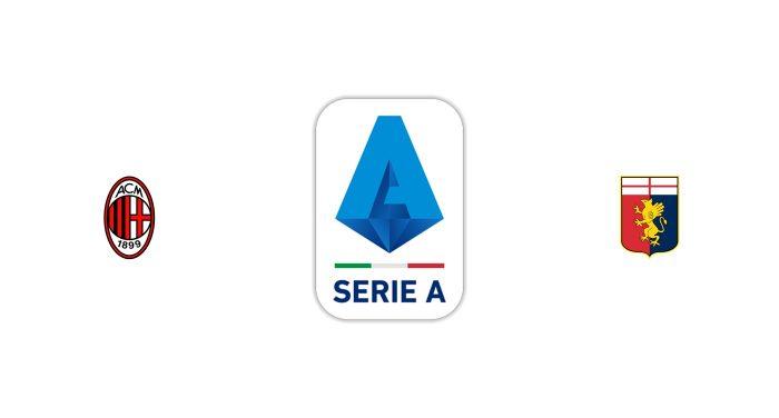 Milan vs Genoa Previa, Predicciones y Pronóstico