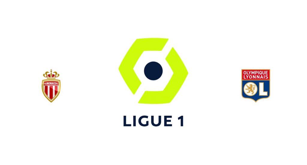 Mónaco vs Olympique Lyon Previa, Predicciones y Pronóstico