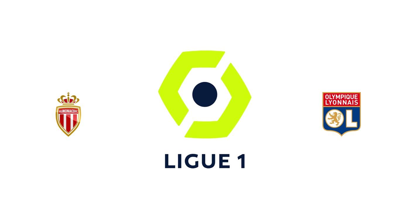 Monaco vs Olympique Lyon