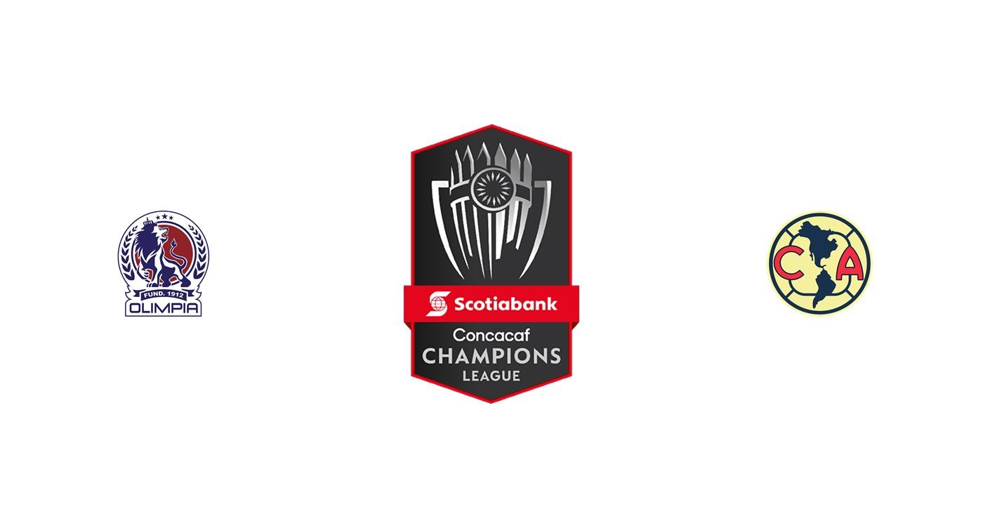 Olimpia vs Club América