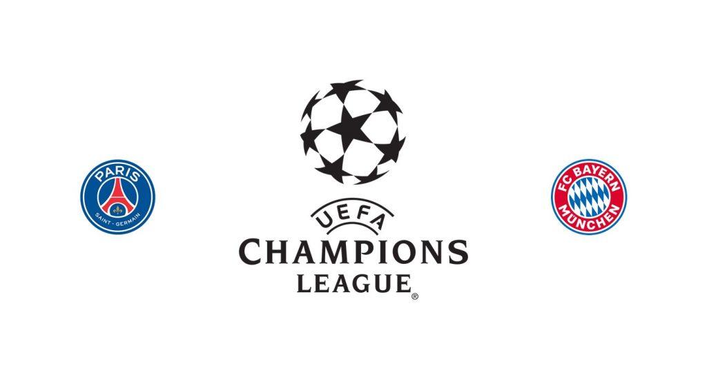 PSG vs Bayern Múnich Previa, Predicciones y Pronóstico