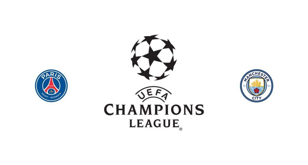 PSG vs Manchester City Previa, Predicciones y Pronóstico