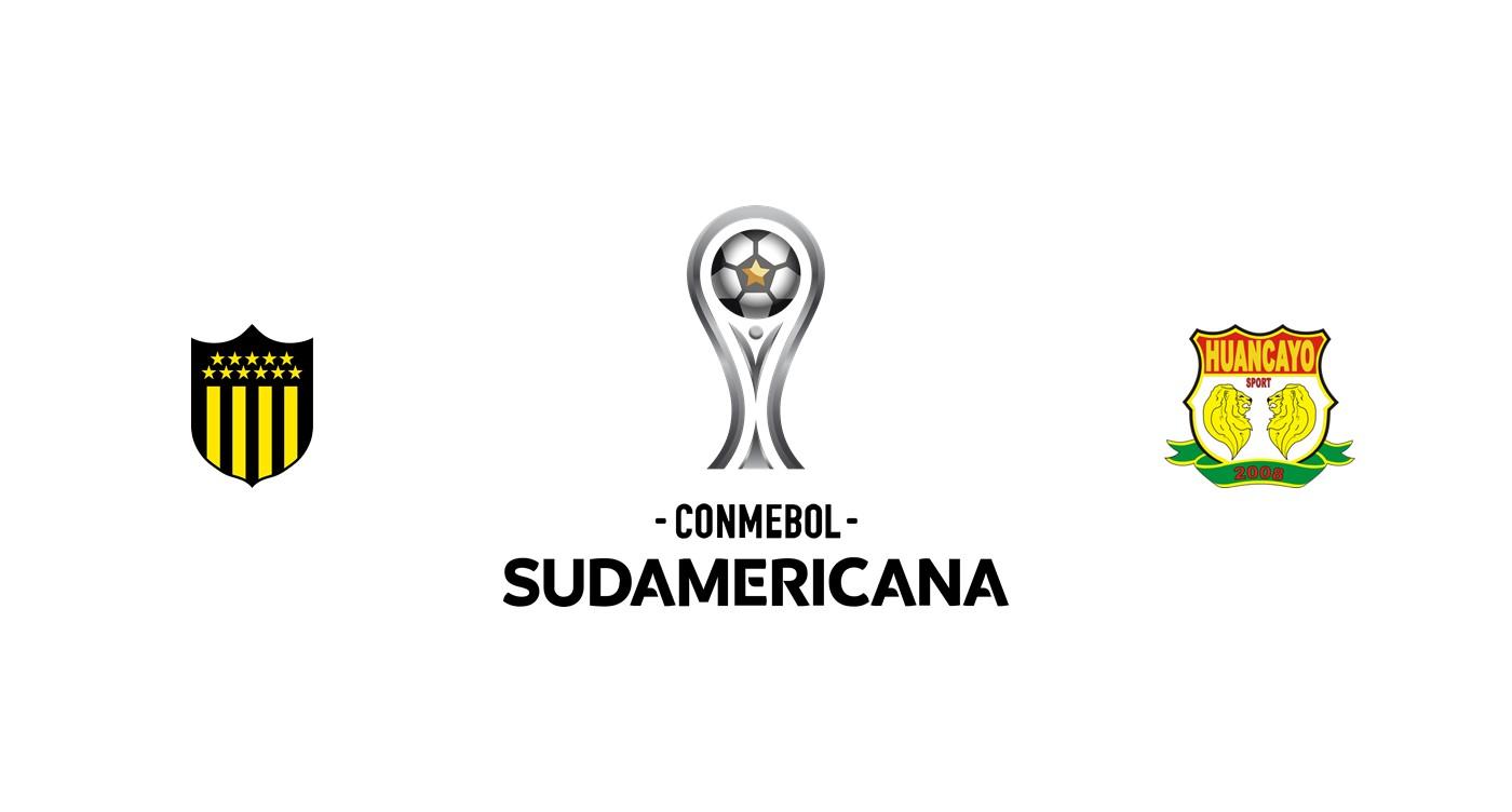 Peñarol vs Sport Huancayo