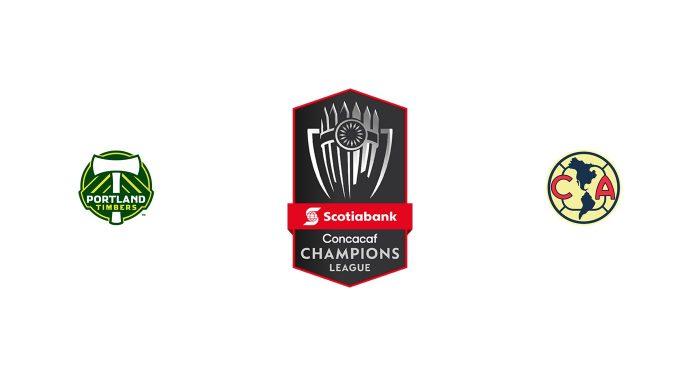 Portland Timbers vs Club América Previa, Predicciones y Pronóstico