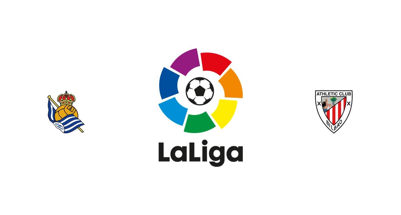 Real Sociedad vs Athletic Club