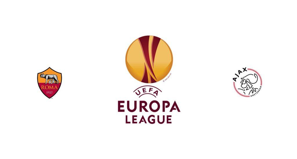 Roma vs Ajax Previa, Predicciones y Pronóstico