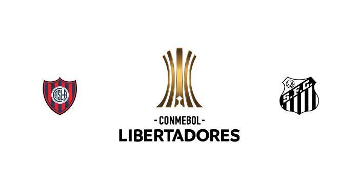 San Lorenzo vs Santos Previa, Predicciones y Pronóstico
