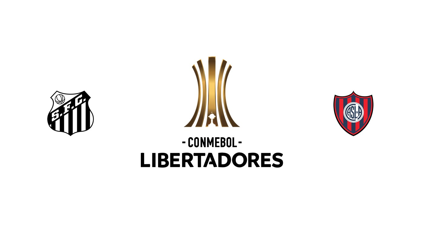 Santos vs San Lorenzo