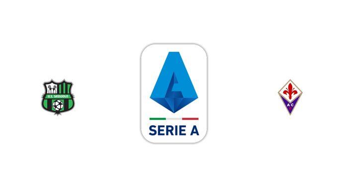 Sassuolo vs Fiorentina Previa, Predicciones y Pronóstico