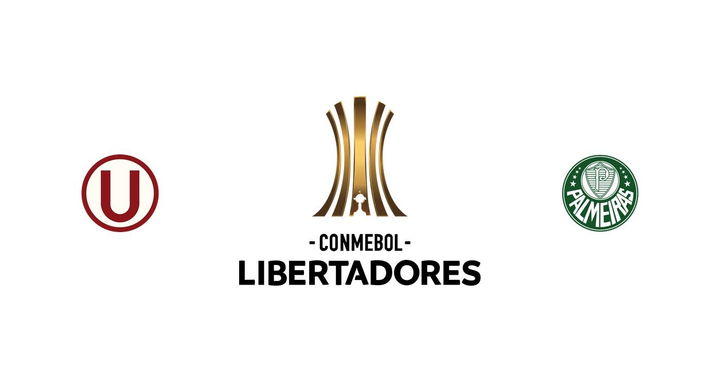 Universitario vs Palmeiras