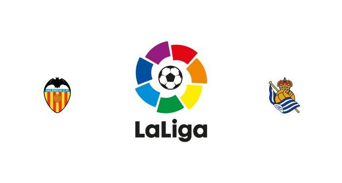Valencia vs Real Sociedad Previa, Predicciones y Pronóstico
