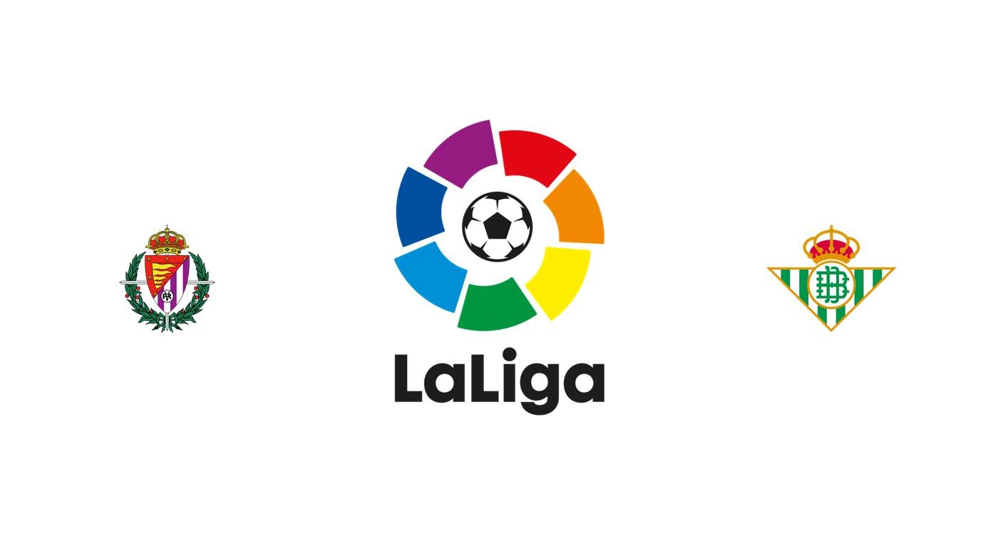Valladolid vs Betis