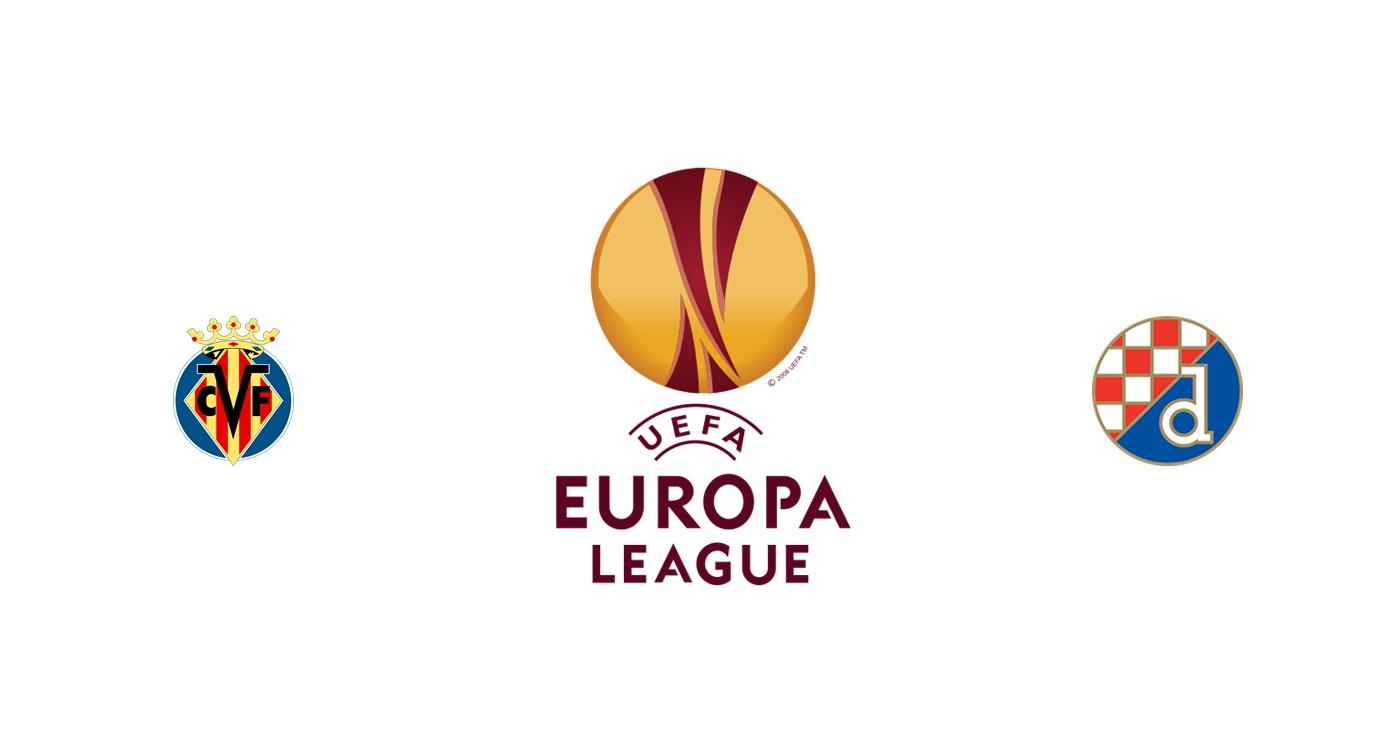 Villarreal vs Dinamo Zagreb