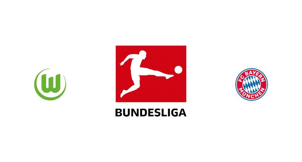 Wolfsburgo vs Bayern Múnich Previa, Predicciones y Pronóstico