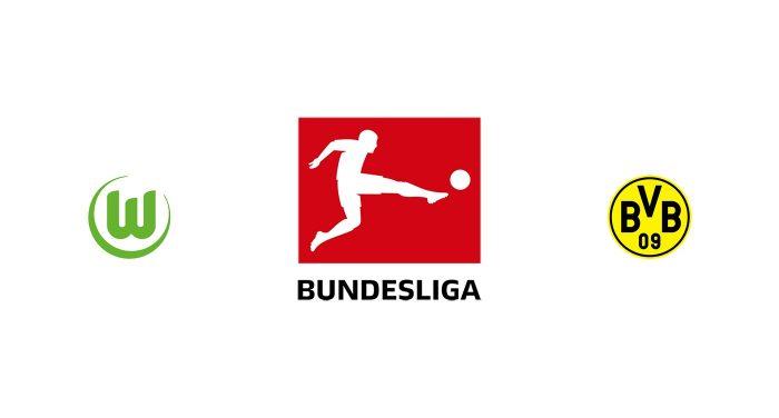 Wolfsburgo vs Borussia Dortmund Previa, Predicciones y Pronóstico