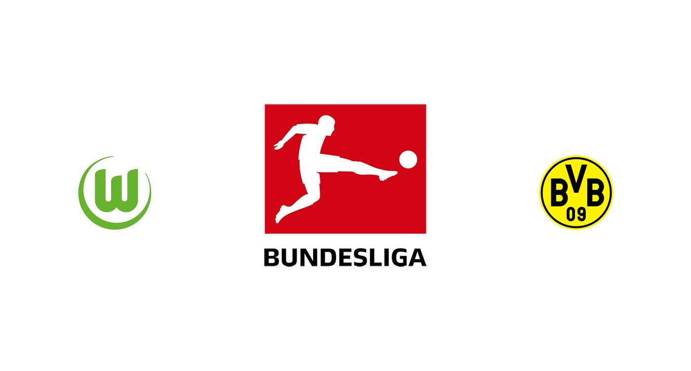 Wolfsburgo vs Borussia Dortmund