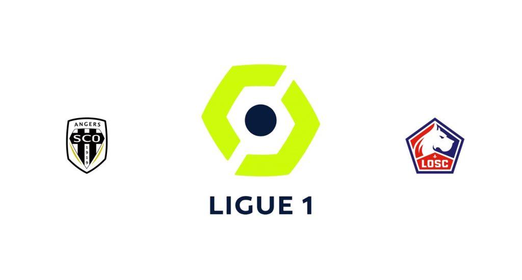 Angers vs Lille Previa, Predicciones y Pronóstico