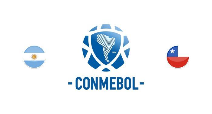 Argentina vs Chile Previa, Predicciones y Pronóstico 4/06/2021
