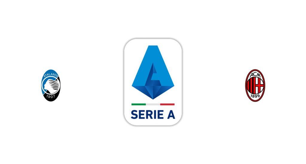 Atalanta vs Milan Previa, Predicciones y Pronóstico