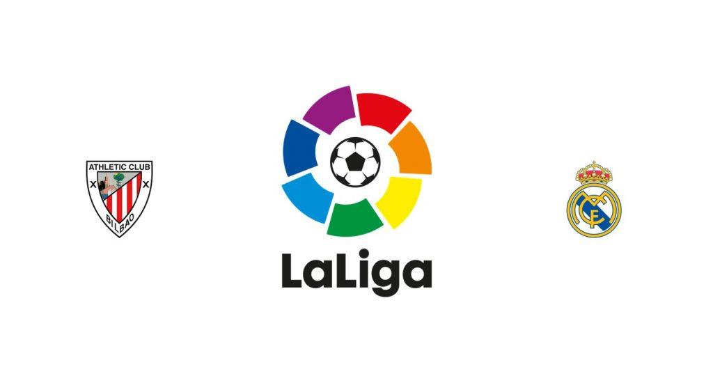 Athletic Club vs Real Madrid Previa, Predicciones y Pronóstico