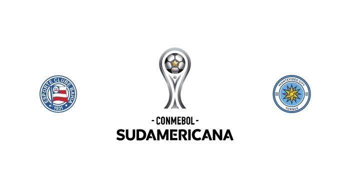 Bahia vs Montevideo City Previa, Predicciones y Pronóstico