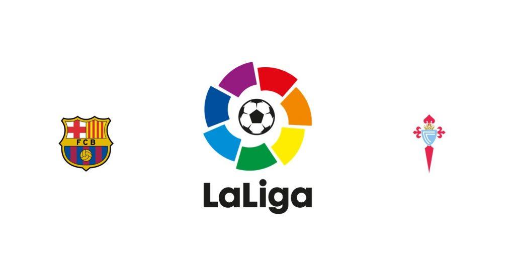 Barcelona vs Celta Vigo Previa, Predicciones y Pronóstico
