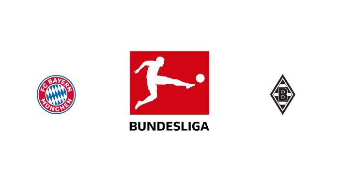 Bayern Múnich vs Borussia Monchengladbach Previa, Predicciones y Pronóstico
