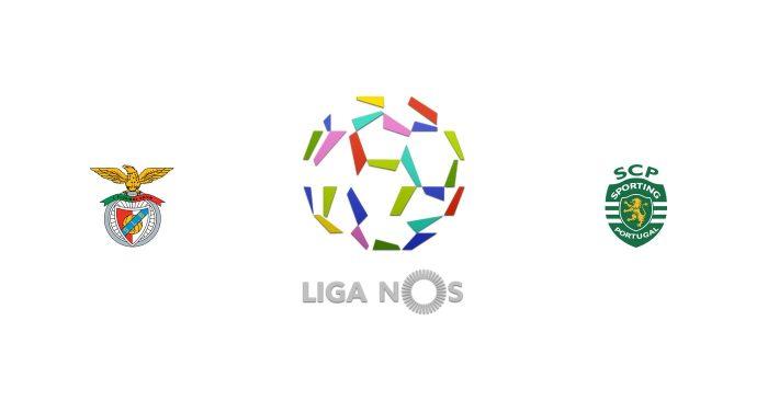 Benfica vs Sporting CP Previa, Predicciones y Pronóstico