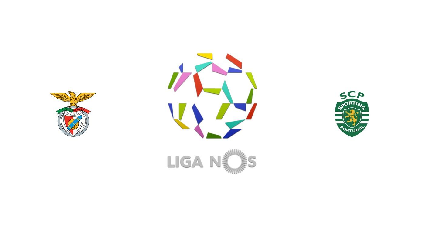 Benfica vs Sporting CP